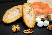 Arancino salmone
